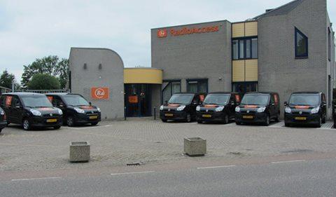 bedrijfspand RadioAccess Geldermalsen